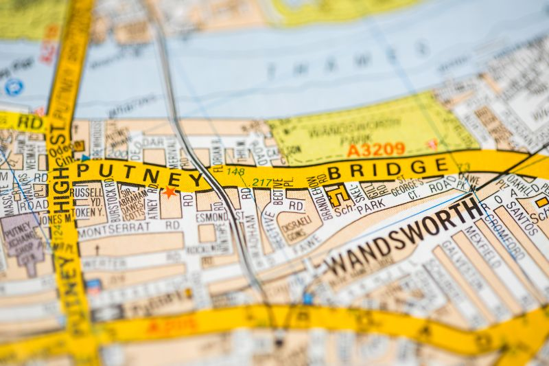 Home security and intruder alarms installed in Putney