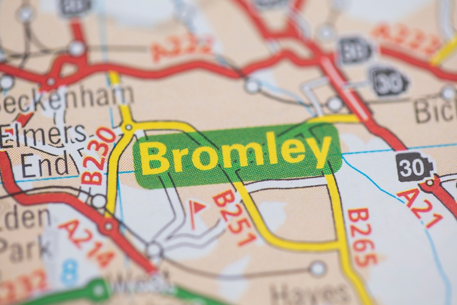 Home security and intruder alarms installed in Bromley