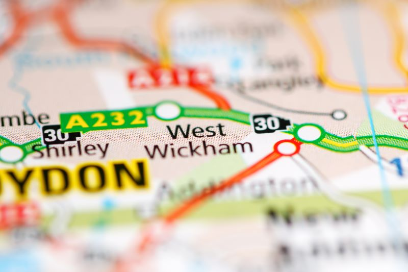 Home security and intruder alarms installed in West Wickham